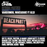 Vandermou @ Outlook Festival (Dungeon Stage 10.09.17)
