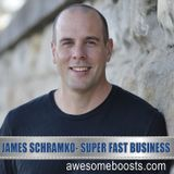 01 James Schramko Podcast Strategies To Boost Your Downloads