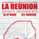 Sly Johnson & Dj JP Mano @ La Réunion, Djoon, Saturday December 21st, 2013