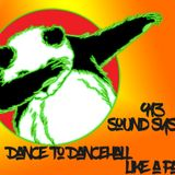 Selecta Joe-Z B2B Dj Zedy - 913 SOUND SYSTEM - Dance To Dancehall Like A Panda