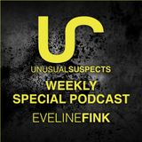 UNUSUAL SUSPECTS IBIZA - Weekly Special Podcast: EVELINE FINK