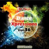DJ Teryx - Dance Xpressions Vol.36