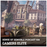 S.O.S Podcast 16 - Gamers Elite