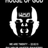 Sir Real presents The Mouth of God on Music World Radio 21/02/13 - HOG 20th birthday special!