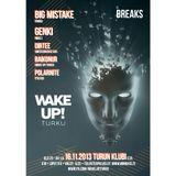 Genki presents Wake Up!