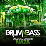 DrumNBass.NET Volume 2 Mixed by NAZA