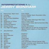 Jerry Bonham - Spundae Presents Interpretations II Disc Two (Mute Corp. - Spundae)
