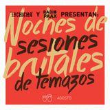 Primera Noche de las Sesiones Brutales de Temazos con Discodelica. Radio Paax