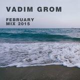 Vadim Grom February Mix 2015