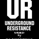 UR mixed by Dj Cuartilla