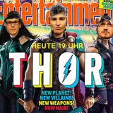 Ninja Pirate Broadcast - Thor ohne Hammer - Was da los?