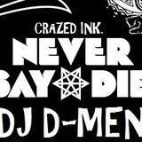 DJ D-Men - Internet Power Destroid