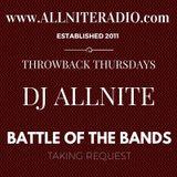 DJ Allnite Presents: Battle of the Bands