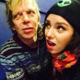 Fiona Ledgard interviews David Hoyle about LOVE on Manchester's ALL FM (96.9)