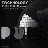 TWCHNOLOGY - P.U.N.C.H.I.S. Sessions September 2014, Di.Fm/DeepTech
