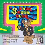 MR016 Bear Stain Bear - Faux Show