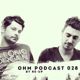 Ohm Podcast 28 - Re-UP
