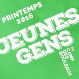Jeunes Gens - Printemps 2016 - Session 1 de 3 (Patrick Fontaine)