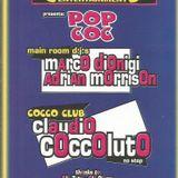 Dj Claudio Coccoluto 25-04-97 -Serata Pop Coc- (MazooM)