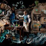 DubLab - Root's Alchemist ( Ragga Jungle ) minimix 01-2014