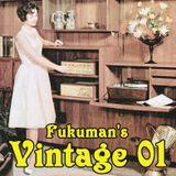 Vintage 01 - Set by Diogo Fukumoto a.k.a. Fukuman.