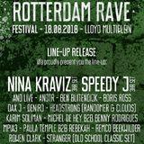 """Stranger (Oldschool Classics Set) @ """"Rotterdam Rave Festival"""" @ Lloyd Multiplein - 18 August 2018"""