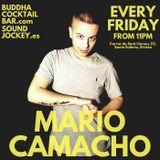 Buddha Cocktail Bar presents Mario Camacho