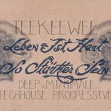 TeeKeeWee - Leben Ist Hart, So Stärker Sein (DeepMinimale & TechHouseProg) @ KiwyLand - 24-01-2015