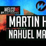 Ghigo 29-11-2013 (Warm Up for Martin Huergo) @ Welcome