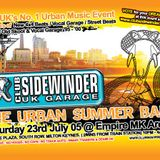 Heartless Crew & Black Ops Live PA @ Sidewinder Summer Ball '05