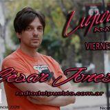 Lujuria - Programa de radio - Invitado Cesar Jones