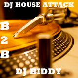 From mid to south   Dj house Attack   Dj Biddy