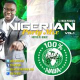 NIGERIAN PARTY MIX (SUMMER 2015)
