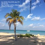 6er Mixtape DJ Don Falcon aka FR Karibik-Latino-Mexico Chillout Mixtape 2018-03