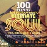 ultimate smooth soul100 special edition,with 16extra tracks/2