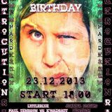 Leo-Vit @ Mathilda's B-Day - Germany (hardtechno-schranz) 23/12/2013