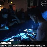 J:Kenzo - Live at GetDarker in Toulouse, France - 05/12/14