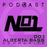 Alberta Bass Community Podcast #1 Featuring N01