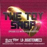 023 - The Toy Shop con Boy Toy en La-Jugueteria