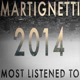 Martignetti's Most Listened To 2014 (Download Link In Description)