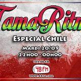 TamaRitmo - Especial Chile
