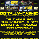 Digitally-Mashed - Live on www.konflict-radio.com & www.nu-rave.com 12-02-11