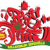 Ras Time Green Special - ganja tunes - Rollandblow, Sensimílla, Ras Dread 17.4.2014