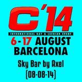 Alpheratz Mix - Circuit 2014 - Sky Bar Axel Hotel Barcelona (08-08-2014)