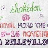 DJ set festival Mind The Gap La Bellevilloise 15 nov 2013