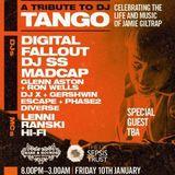 Digital - A Tribute To Tango - 10th Jan 2020