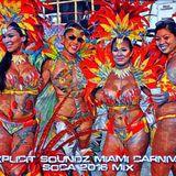 Explicit Soundz Miami Carnival Soca 2016 Mix
