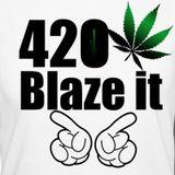 big things #40 -- 420 blaze itttttt/419 (who cares)