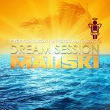 Matt5ki - Dream Session 006 - Levito Guest Mix @ Sin Radio [02-06-13]