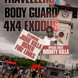 TRAVELLERS VS BODY GUARD VS 4X4 EXODUS@COUNTRY SIDE CLUB JULY 95